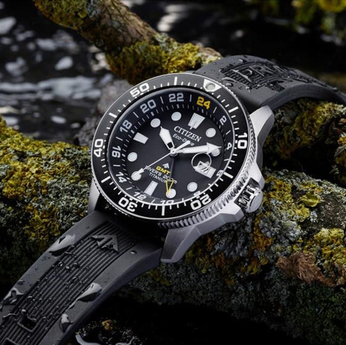Citizen Promaster Diver GMT