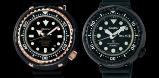 Seiko Prospex 1000m Tuna
