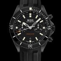 Mido Ocean Star Chronograph เพิ่มทางเลือกด้วยกลไกจับเวลา