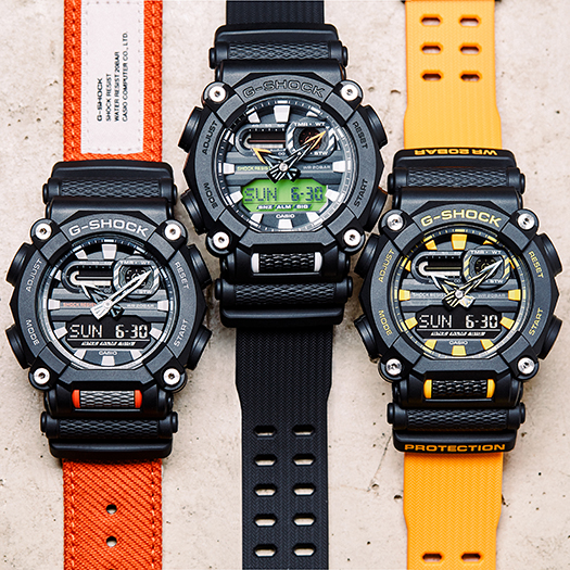 Casio G-Shock GA-900A Series