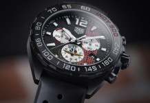 Tag Heuer F1 Chronograph Indy 500 2020 Special Edition