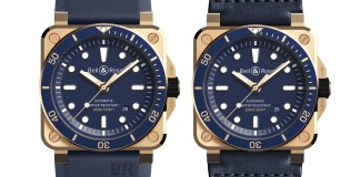 Bell and Ross BR 03-92 Diver Blue Bronze