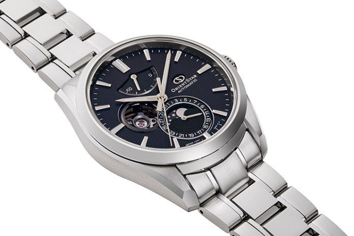 Orient Star New Mechanical Moon Phase RE AY0001B a