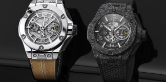 Hublot Big Bang 1000GP Series