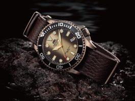 Orient New Diver 200M