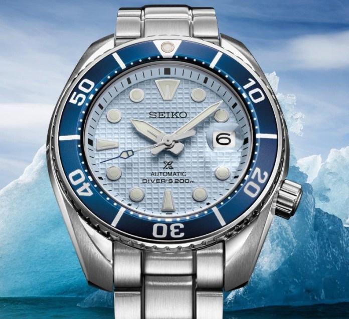 Seiko Prospex Sumo Ice Diver