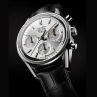 Tag Heuer Carrera 160 Years Silver Limited Edition ทำความรู้จักกับเรือนเวลาสุดพิเศษ