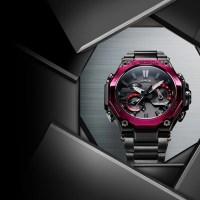 Casio G-Shock MTG-B2000 รุ่นใหม่จับคู่ Carbon Core Guard
