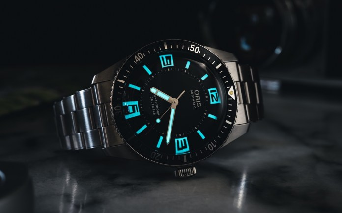 Oris Divers Sixty Five 'Maxi Topple r Edition 10