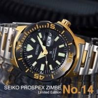 Seiko Prospex SRPF34K Zimbe No.14 สู่ความงามจากเกาะ KOMODO