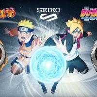 Seiko 5 Sports x Naruto-Boruto พร้อมลุยตลาดไทยราคา 17,500 บาท