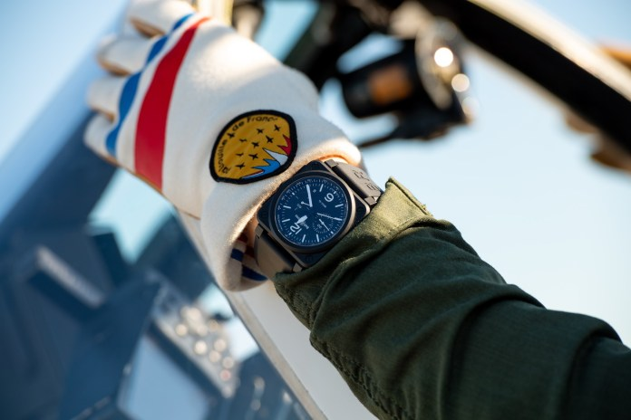 Bell & Ross French Air and Space Force