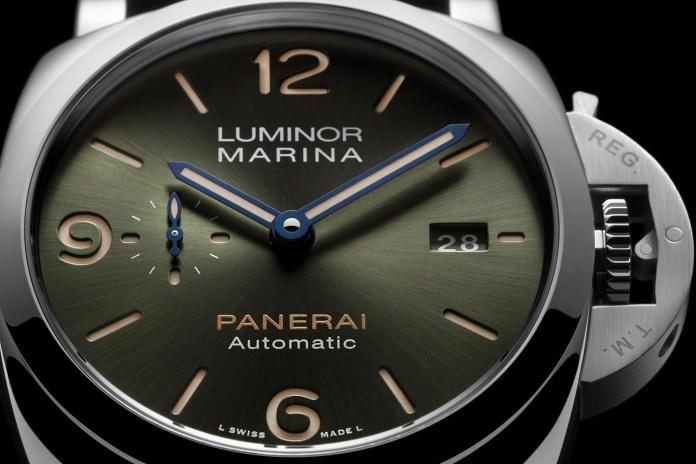 Panerai Platinumtech Luminor Marina