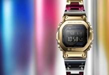 Casio G-Shock GWM-5000TR-9R