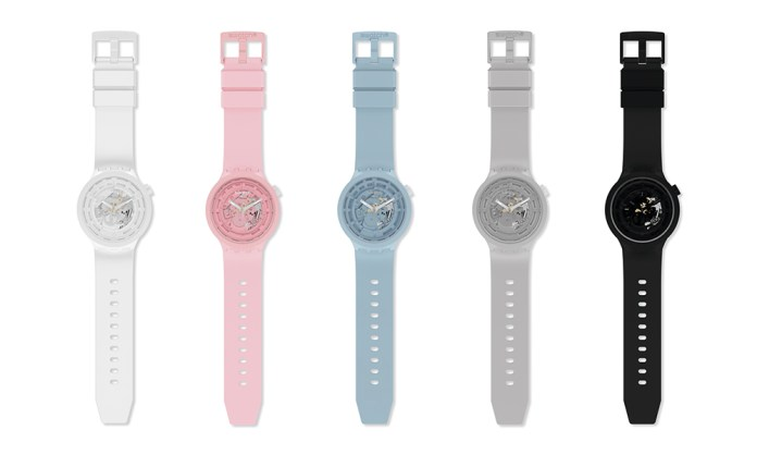 SWATCH Bioceramic collection 5 in 1