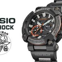 Casio G-Shock Frogman เพิ่มรุ่นสายโลหะพร้อมหน้าคาร์บอนไฟเบอร์