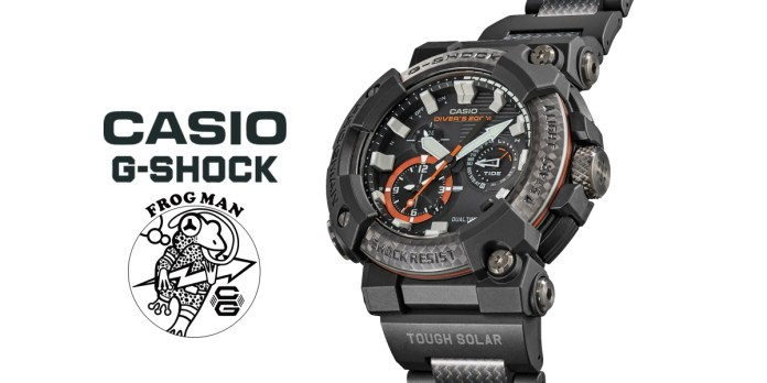 Casio G-Shock Frogman
