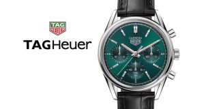 TAG Heuer Carrera Green Special Edition
