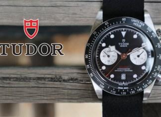 Tudor Black Bay Chrono Panda Dial