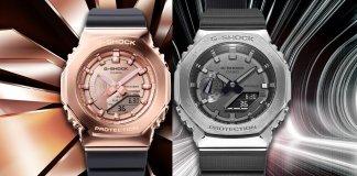 Casio G-Shock GM-2100