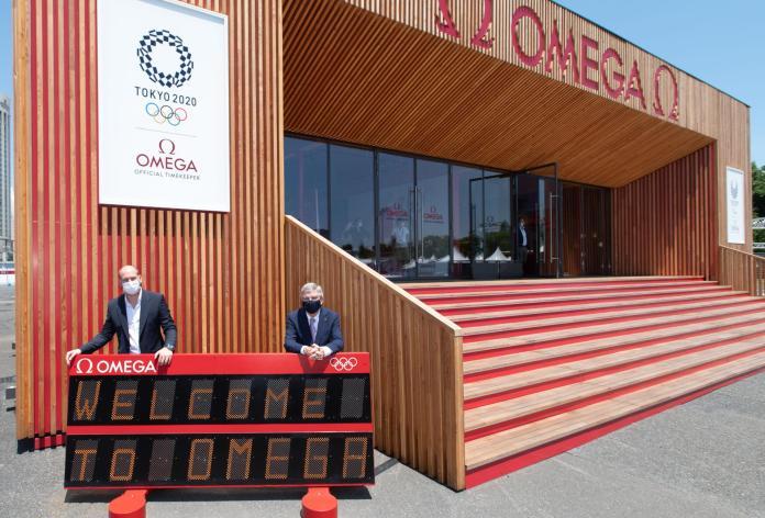 Omega Arrive Olympic