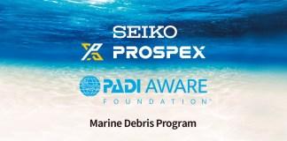 Seiko x PADI