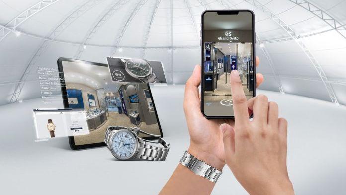 Grand Seiko Virtual Boutique Online Shopping