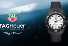 TAG Heuer Aquaracer Night Diver
