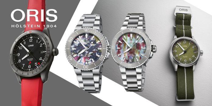 Oris Central International Watch Fair 2021