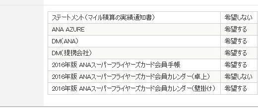 2016年ANA SFC会員限定手帳がいつまで待っても届かない!ANAデスクに問い合わせしたら・・・