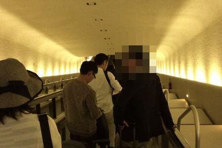 ANAビジネスクラスでパリ・シャルル・ド・ゴール空港に到着しました!