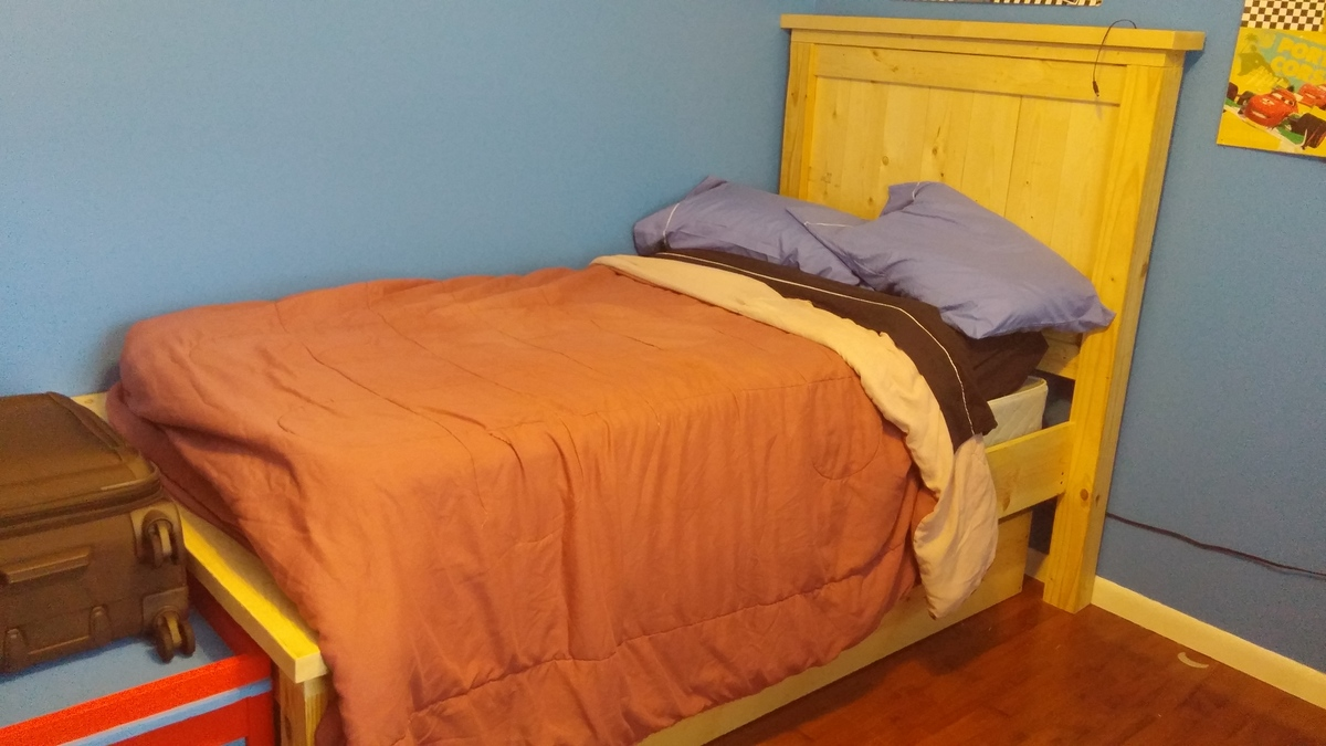 Ana White Trundle Bed For Grandma And Grandpa DIY Projects