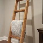 Blanket Ladder Ana White
