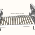 Simple Bed Twin Size Ana White
