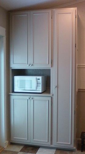 pantry cabinet ana white