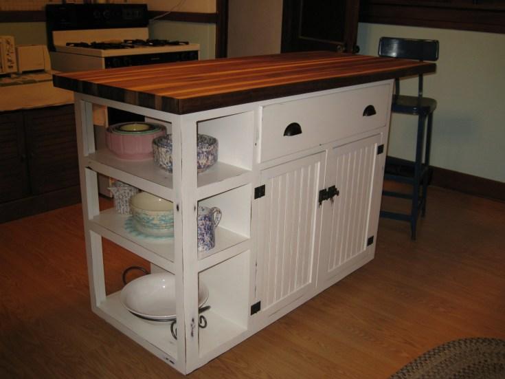 ana white   kitchen island - diy projects