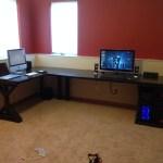 L Shaped Desk Ana White