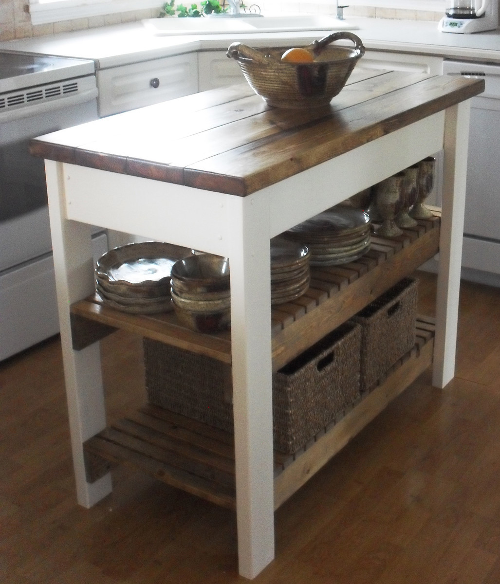 Ana White X Kitchen Island