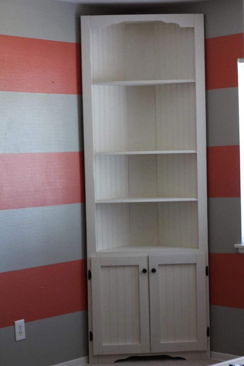 Ana White Corner Cupboard DIY Projects