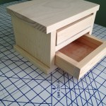 Easy Jewelry Box Ana White