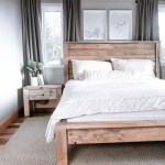 Modern Farmhouse Bed Frame Ana White