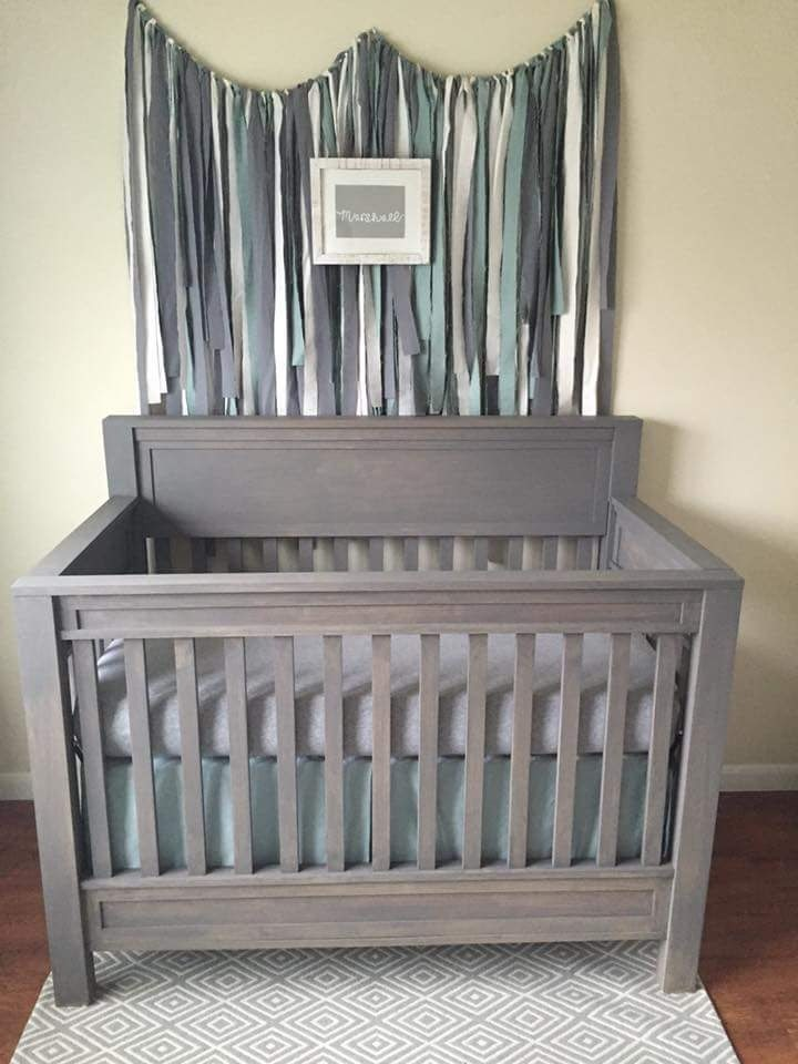 Ana White Marshalls Crib Grandads First DIY Projects