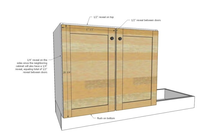 How To Build Frameless Kitchen Cabinets Step By