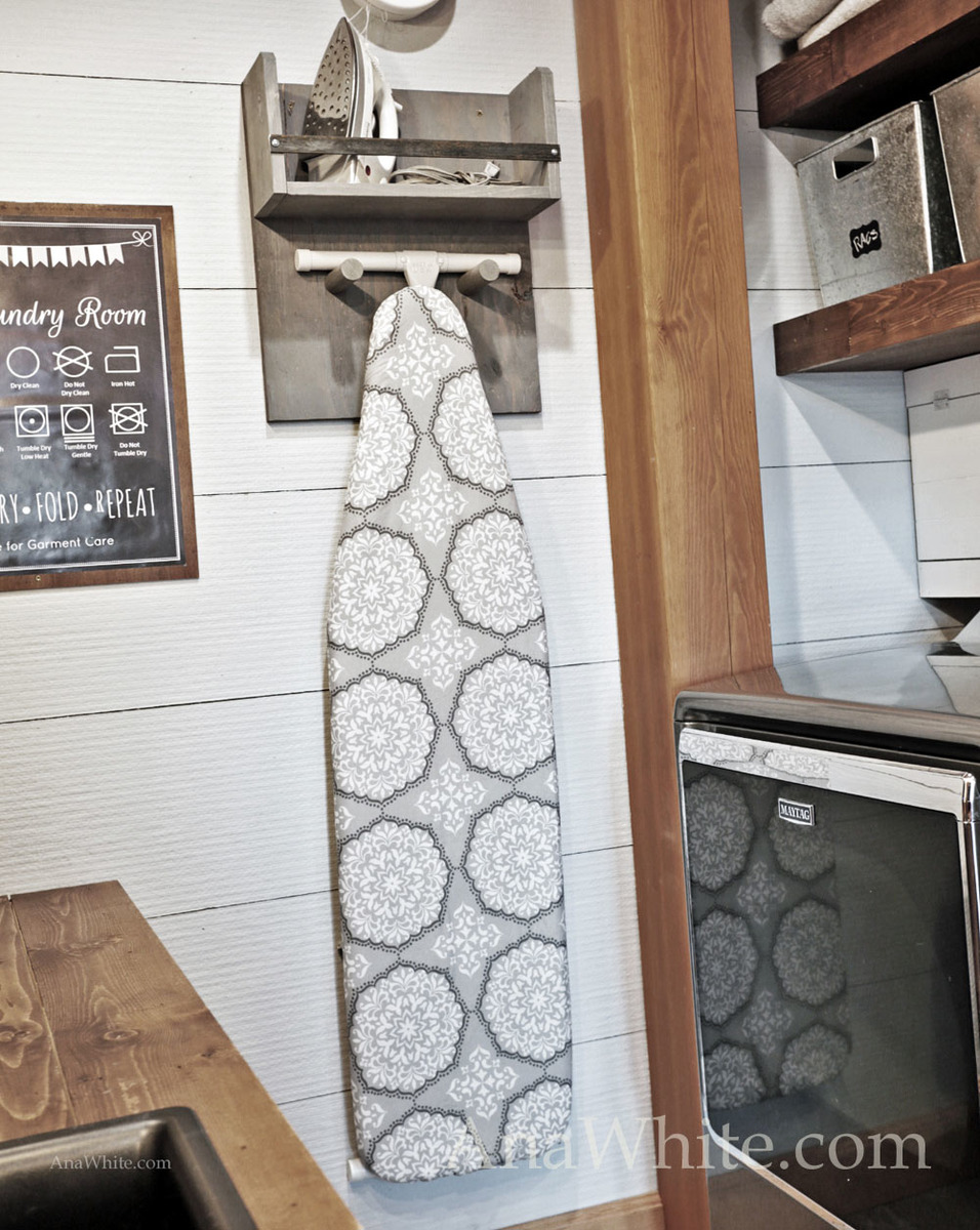 "Our Laundry Room ""Machine"" Tour + Sources 