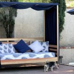 Outdoor Daybed With Canopy Ana White