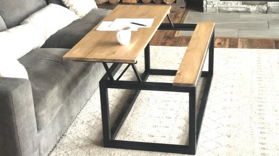 coffee tables ana white