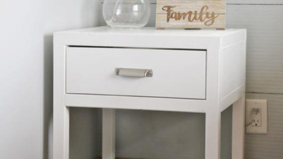 nightstands ana white