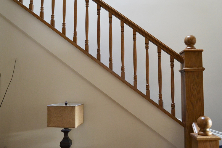 Ana White Timber Balustrade Design DIY Projects