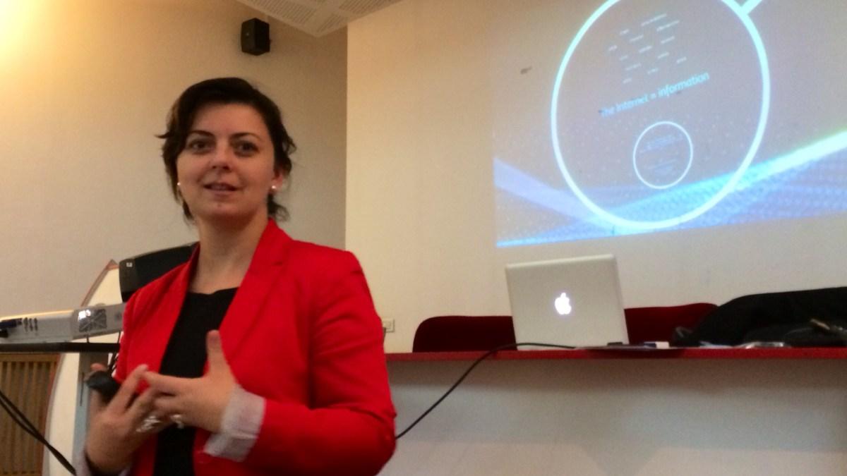 Erasmus teaching exchange to Romania