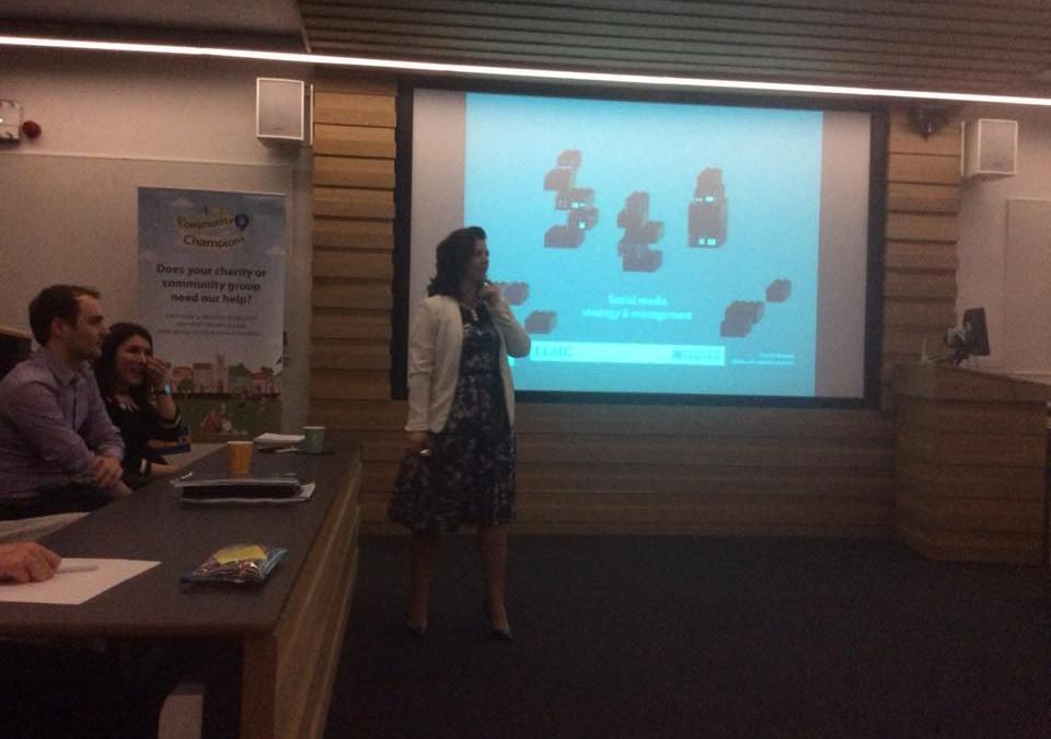 Social media strategy for SMEs